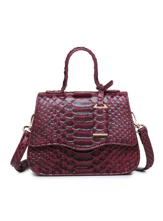 Fashionable/Alligator Pattern Tote Bags/Crossbody Bags