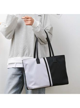 Fashionable/Splice Color/Multi-functional Tote Bags