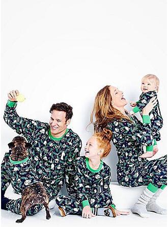 Drucken Passende Familie Pyjama
