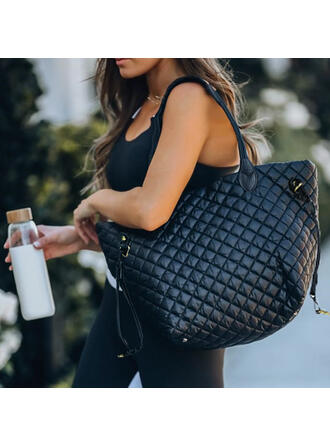 Solid Color/Multi-functional Tote Bags