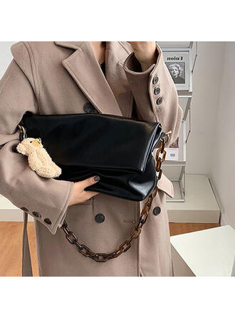 Solid Color/Multi-functional Crossbody Bags