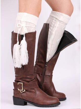 Einfarbig/Quaste Kaltes Wetter/Komfortabel/Knee-High Socks Socken/Strümpfe Socken