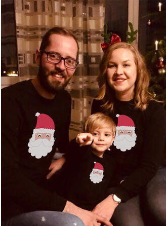 Weihnachtsmann Passende Familie Sweatshirts