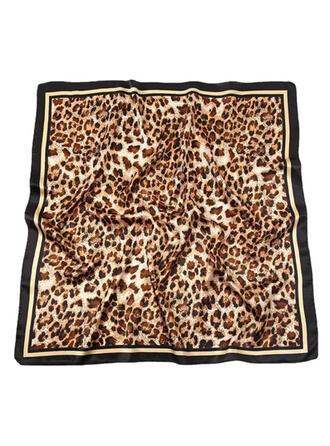 Leopard/Animal Print fashion/Animal Designed/Skin-Friendly Scarf/Square scarf