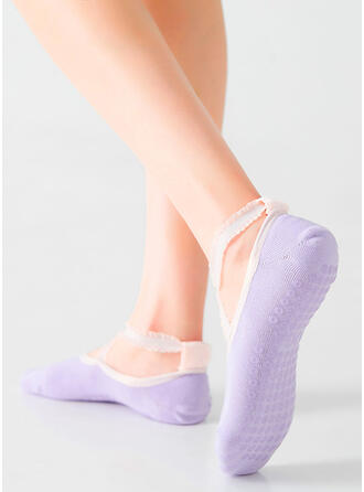 Einfarbig Atmungsaktiv/Non Slip/No Show Socks Socken
