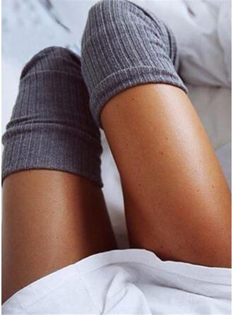 Einfarbig Atmungsaktiv/Komfortabel/Knee-High Socks Socken/Strümpfe Socken