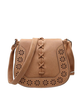 Hollow/Braided/Handmade Crossbody Bags