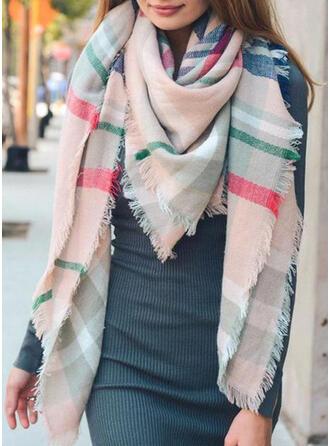 Plaid/Colorful fashion/Comfortable/Multi-functional Scarf