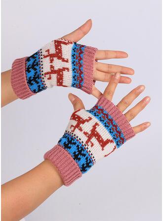 Einfarbig/Weihnachten mode/Komfortabel/Weihnachten Handschuhe